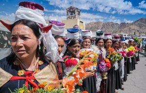 Ladakhi Buddhists